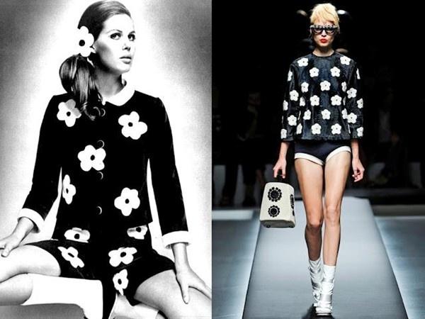 INSPIRATION Vogue Paris 1967... Prada SS||2013 | AnOther | Reader