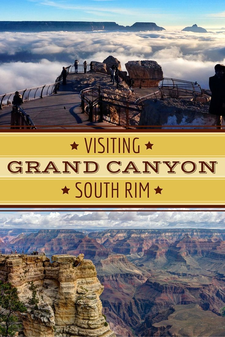 See the grand canyon s most iconic viewpoints at the south rim learn all there is