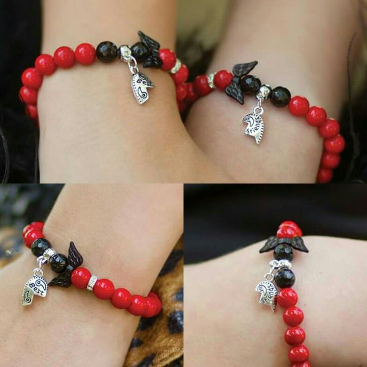 Jewerly, gamestone, bracelet, best-friends
