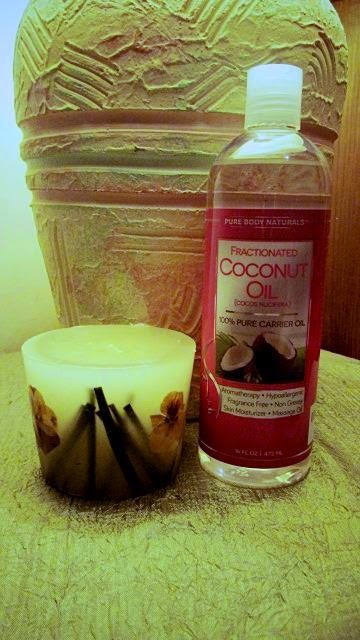 Lisa's Free Stuff: Fractionated Coconut Oil - Large 16 oz bottle Review #coconutoilfractionated
