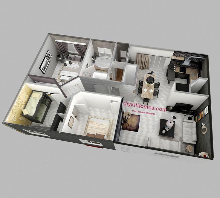 The Settler - DIY Kit Homes