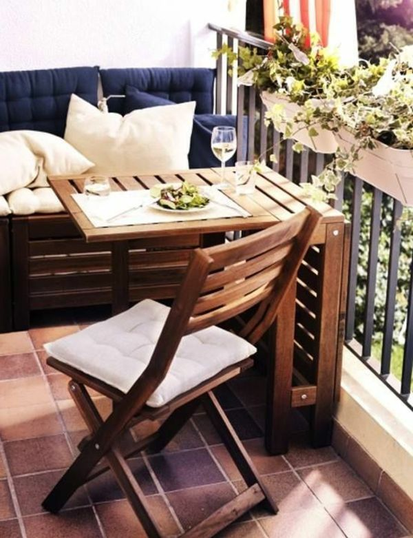 17 Best Ideas About Klapptisch Balkon On Pinterest | Klapptisch ... Deko Fur Balkon Balkontisch Ideen