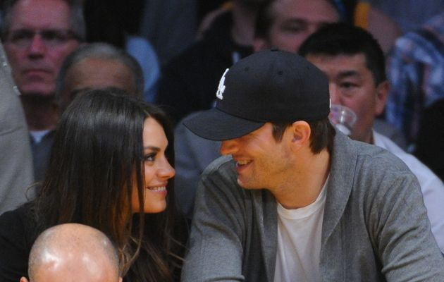 Brides: Are Ashton Kutcher and Mila Kunis One Step Closer to Getting Engaged?