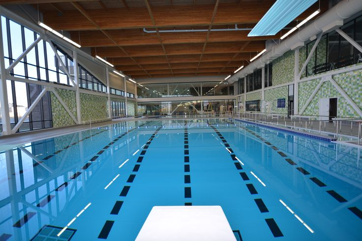 Minto Recreation Center Barrhaven City Of Ottawa Commercial Swimming