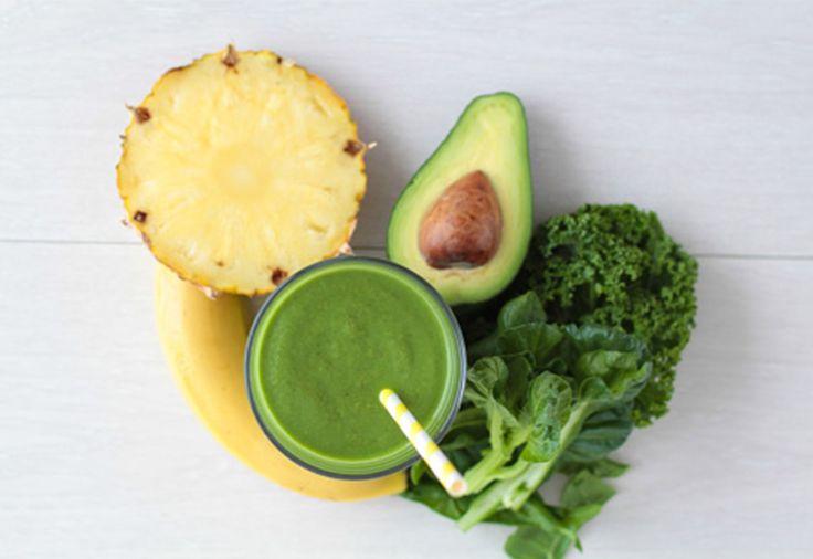 Prueba este delicioso smoothie alto en proteína, ideal para después de tu entrenamiento.