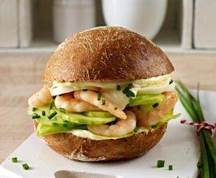 Küsten-Burger Rezept
