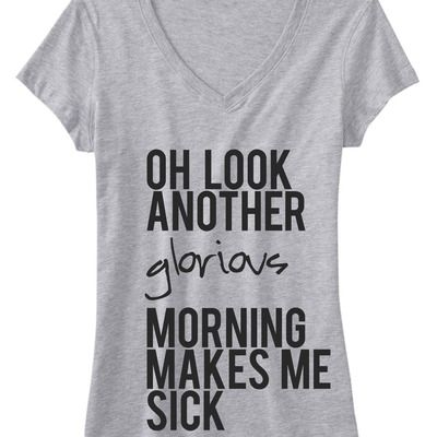 "Hocus pocus t-shirt ""glorious morning"" #hocuspocus"