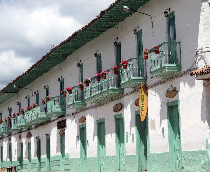 Hotel Casa Muñoz El Cocuy-Boyacá