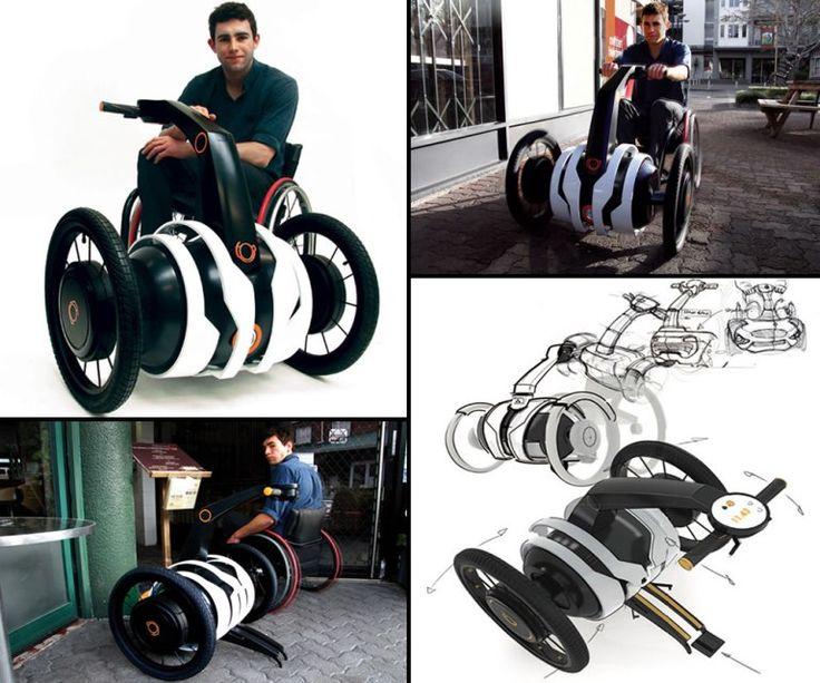 35 Wildly Wonderful Wheelchair Design Concepts in 2020