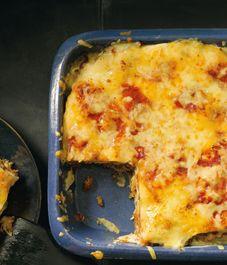 ... Lasagna on Pinterest | Eggplant lasagna, Lasagne and Cajun lasagna