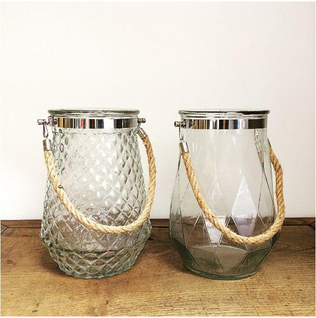 Lanternes gauffrée et géométrique  qui illumineront vos centres de table, votre allée de cérémonie ou votre espace détente, chez l'Atelier d'Hiris, location de décoration 44