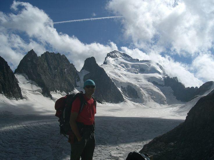 Glacier Blanc e Barre des Ecrenne