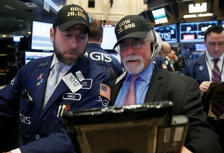 Wall Street ends little changed after two-day rally