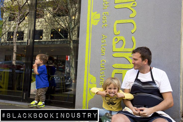 Milan Strbac, Chef & Owner of Sugarcane Restaurant #blackbookindustry #sydney #chef