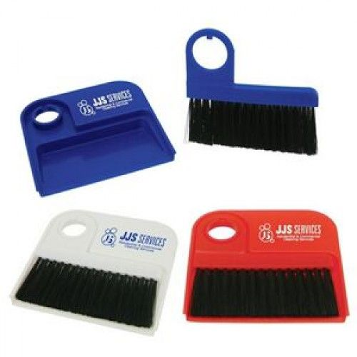 Promotional Custom Printed Dust Tray & Brush