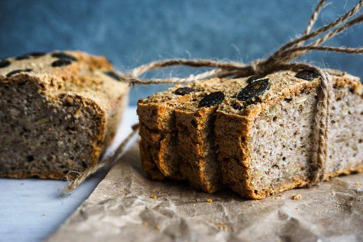 Simple Gluten-Free Buckwheat Bread