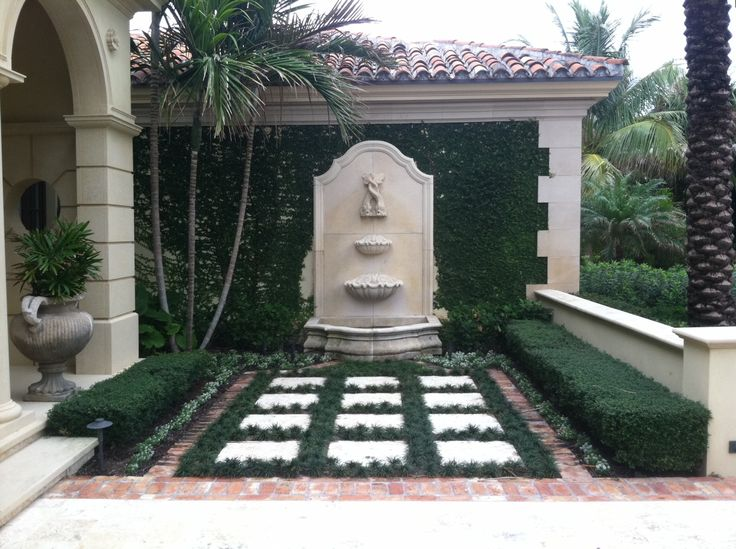 Stepping stones gardening pinterest florida plants for Architecture companies in florida
