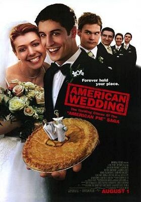 American Pie 3-American Wedding 2003 700MB 720p Hevc mkv BRRip#movies #tv #free