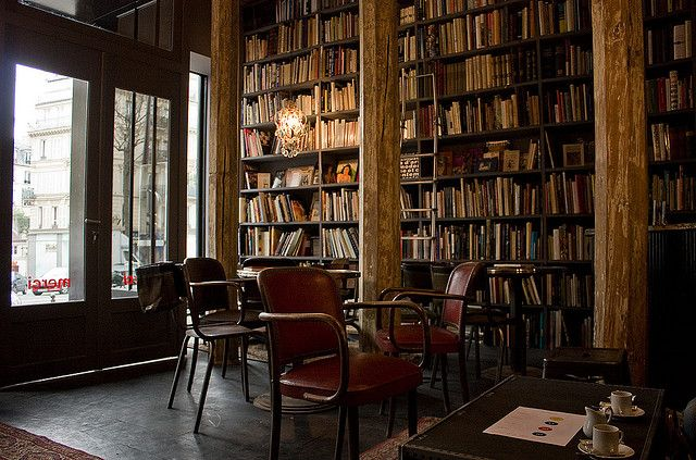 Merci Boutique/Cafe/Bookstore in Paris.  @Stacy Reinhardt