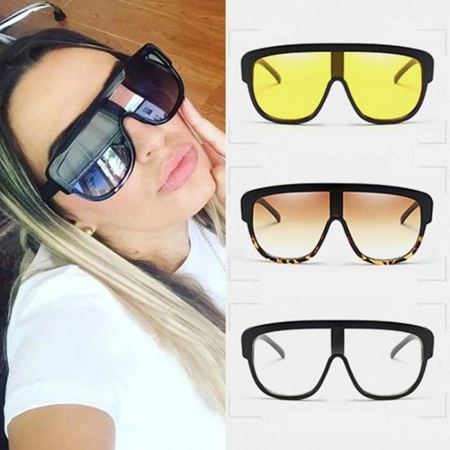 Pearl / lunettes de soleil / ladies / large cadre / square / sunglasses / anti-ultraviolet / metal / sunglasses , 3