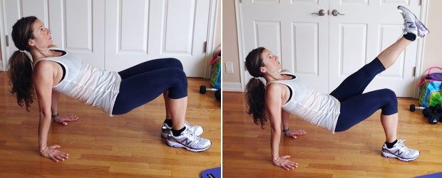 5 Quick Workout Moves for Busy Women - Health News and Views - Health.com