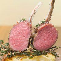 Découvrez la recette Côtelettes d'agneau au four sur cuisineactuelle.fr.