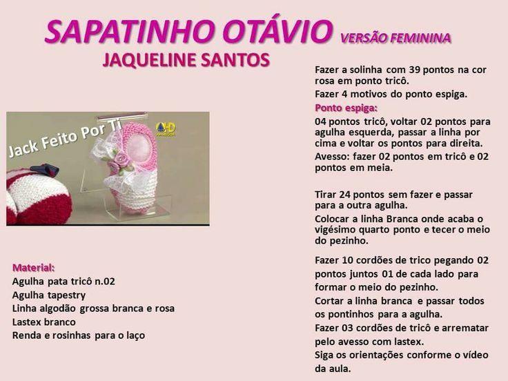 Receita de Jaqueline Santos