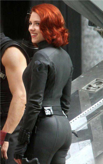 Scarlett Ass 12