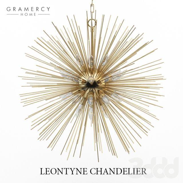 Gramercy Home - Leontyne Chandelier