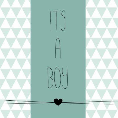 Felicitatie geboorte | dochter of zoon | Kaartje2go