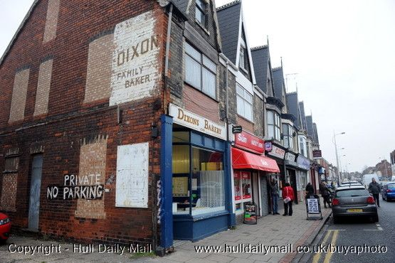 15) Dixons Bakery is still going strong in Hessle Road.