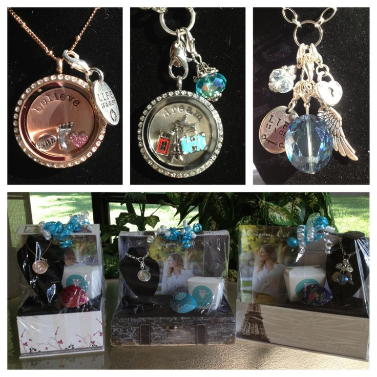 Perfect Gifts. Origami Owl Baskets  www.SparklingLockets.com