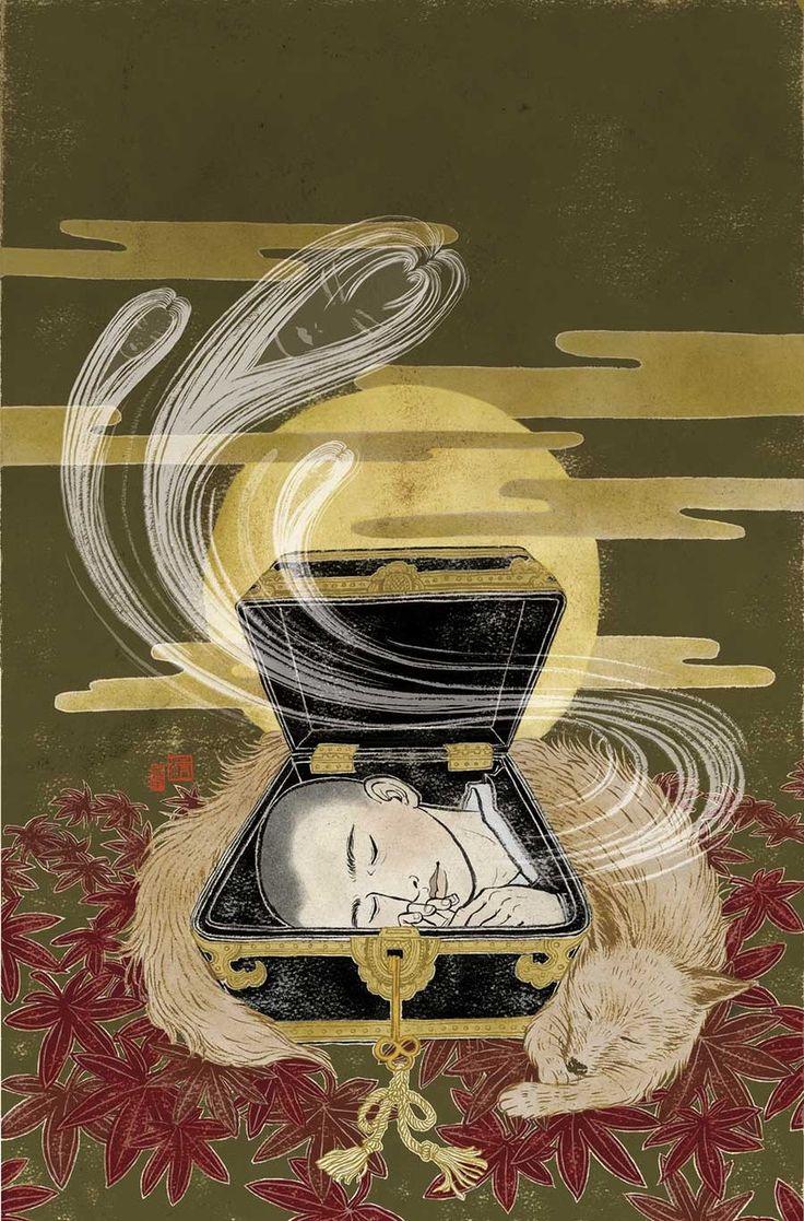 Все интересное в искусстве и не только. - Иллюстрации Юко Шимицу. Японский взгляд из Нью-Йорка