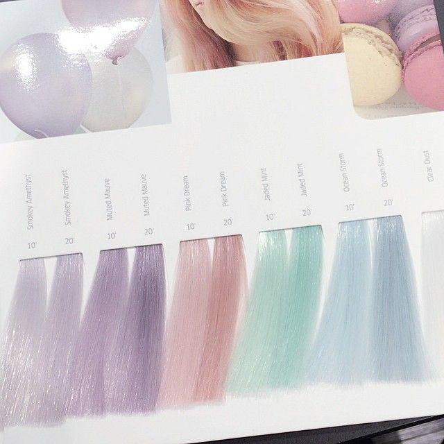 sayariin: iNSTAMAT!C colours are so pretty ;w; I want every single one of them…