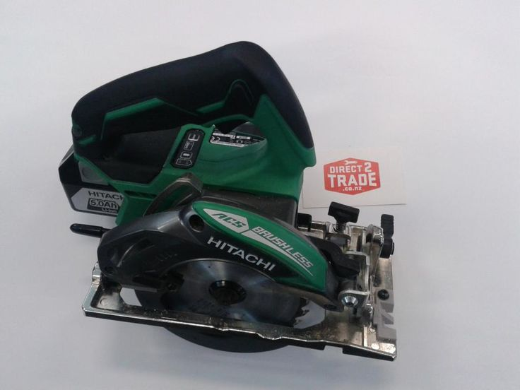 Review of Hitachi C18DBL Cordless Brushless Circular Saw | Direct2Trade Blog