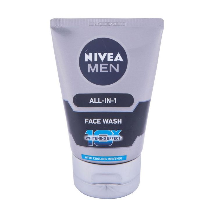 NIVEA MENS ALL IN 1 FACE WASH  100G