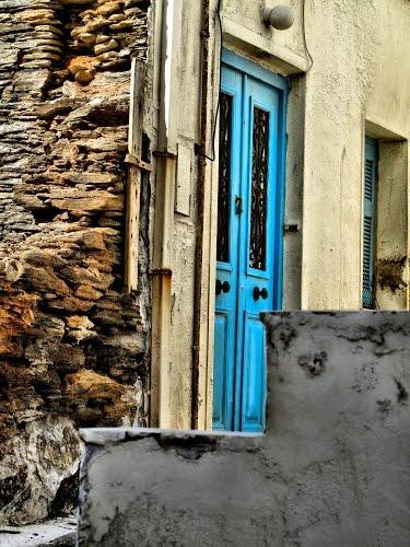Gavrion of Andros Island, Greece