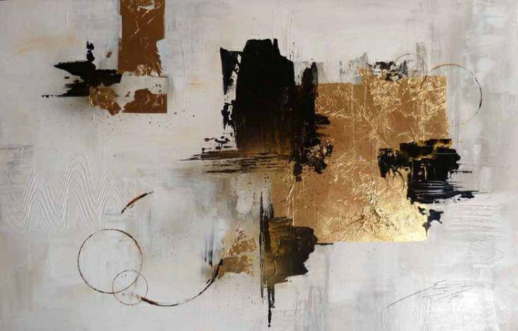 Galerie peinture Technique mixte, Isabelle Sarian