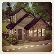 Eco Living Starter NO CC by SeriphinaFyie - The Exchange - Community - The Sims 3