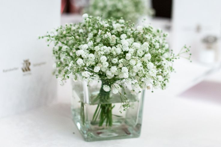 hübsche Blumendeko