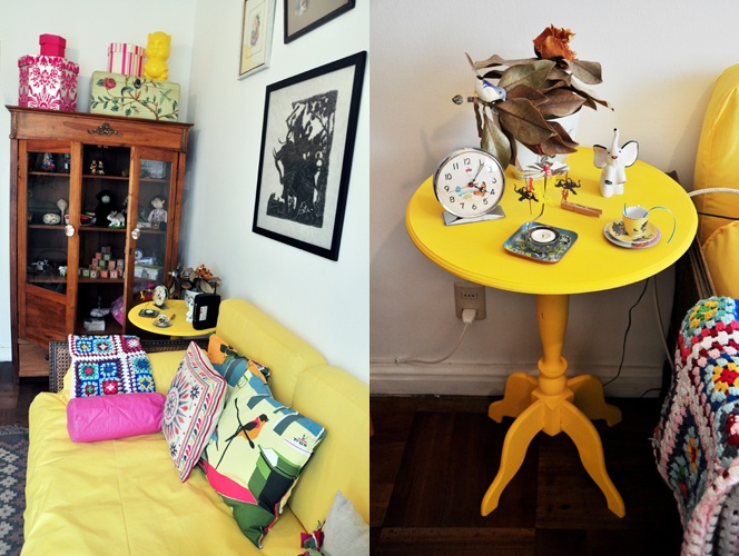 yellow: Wine Tables, Blog