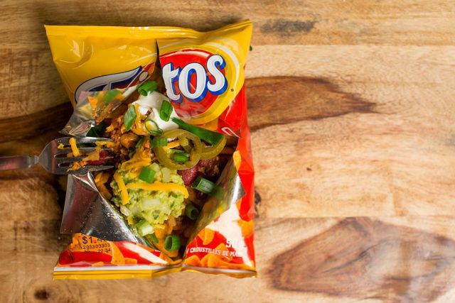 Chrissy Teigen and John Legend's Frito Pie is the Perfect Summer Party Food