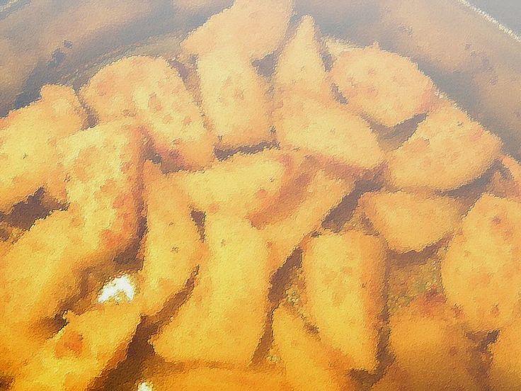 Queste pagine: Le patate infarinate, col vinello van gustate