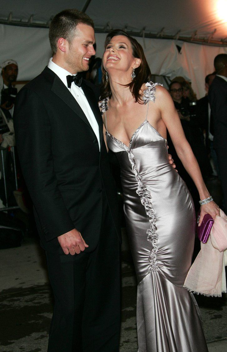 Pin for Later: The 59 Most Memorable Moments From Past Met Galas Tom Brady and Bridget Moynahan — 2005