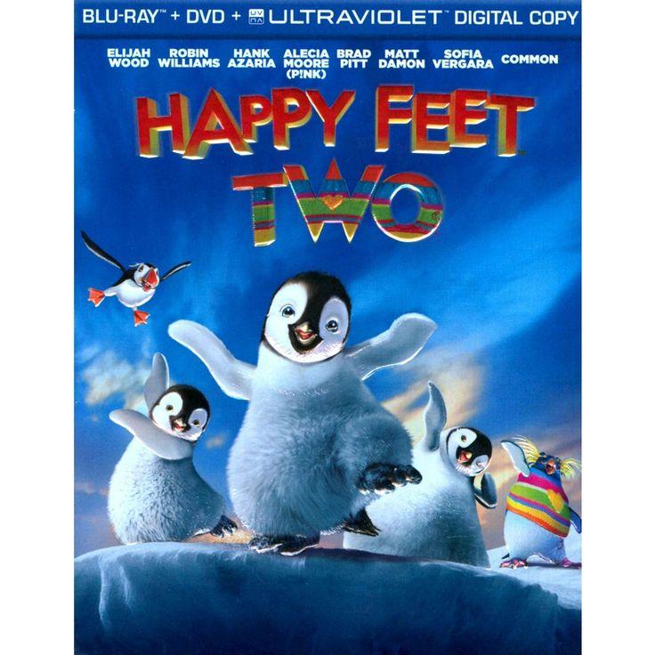 Happy Feet Two [2 Discs] [Blu-ray]