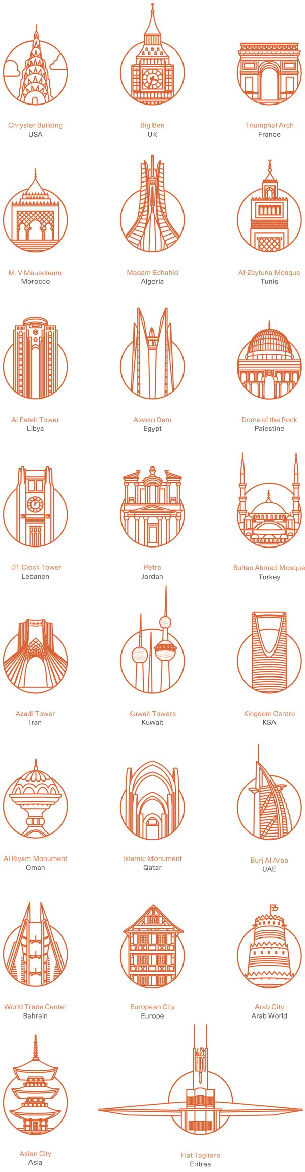 Brownbook Magazine | Icons on Behance