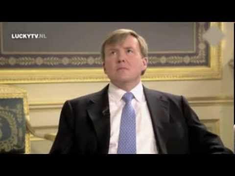 Koning Willy ontmoet Vladimir Poetin! - LuckyTV