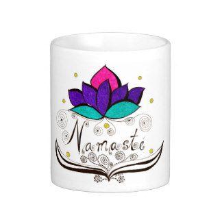 Namaste - Spiritual Greeting Coffee Mug