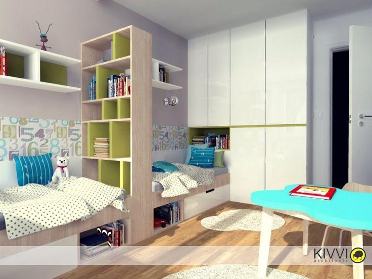 Detská izba, Pezinok - Projekty | Kivvi architects