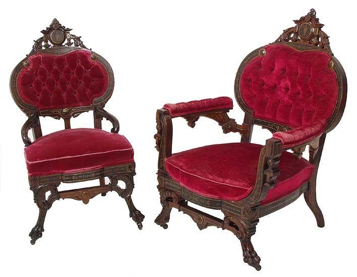 Renaissance Revival Furniture   Google Search